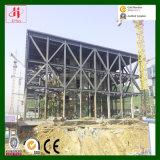 Alameda de compras ligera del edificio de la estructura de acero de Prefabrictaed