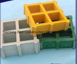 Produtos plásticos de Bell/borracha e plásticos, Gratings. de FRP/GRP