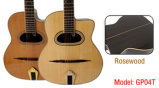 Aiersi 완전히 Handmade 단단한 나무 Archtop 집시 일렉트릭 기타 (GP04T)