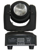 새로운 디자인 10W RGBW 4in1 LED 광속 빛