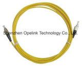 Cordon de connexion optique pour des systèmes de communication de fibre de CATV et de LAN&Opitcal