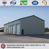 Entrepôt préfabriqué préfabriqué prêt à l'emploi Earthquake-Proof de structure métallique