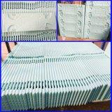 Caixa plástica do produto do plástico do molde de sopro