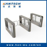 Security Access Control Swing Gate for Office Buildings Entrada / Saída