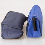 Comércio externo saco feito sob encomenda dos artigos de papelaria da camada do osso da tração do quadrado do estudante do saco do lápis do multi (GB#LL)