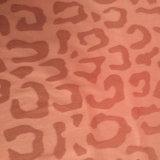 Nuevas telas del telar jacquar del PUNTO del leopardo de la manera