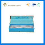 Bolígrafo de alta calidad Papel de Embalaje Caja de regalo para bolígrafos (con bandeja de terciopelo)