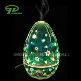 difusor de aroma com efeito 3D e as luzes de mudança de LED (GL-1001-D-3)