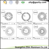 Radiador de aluminio del hardware de la garantía de calidad para las piezas de automóvil