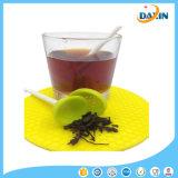 Cute Lollipop forme infuser le thé Puer en silicone créatif de la crépine de thé