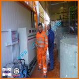 Remova a cor e cheiro do óleo de motor utilizado escuro máquina de recuperação industrial