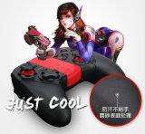 熱い販売のジョイスティックの互換性がある人間の特徴をもつ電話ゲームのコントローラのアンドロイドかIos/PC