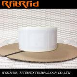 autoadesivi dell'autoadesivo RFID di alta qualità dei campioni liberi 13.56MHz per i libri
