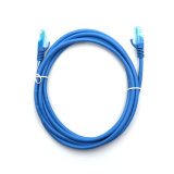 Internet cable UTP Cat5e de la red de CCA
