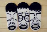 Lustige Gesichts-Muster-Kleid-Knöchel-Socke