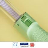 Dispositivo médico disponible de la inflación del globo para la operación del PCI con Digitaces Displayer y llave de paso