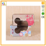 Caixa de papel Currugated personalizada para brinquedos infantis Pacaking