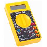 3 1/2 أصفر لون [ديجتل] مقياس متعدّد قياسات كهربائيّة مع [بكليغت]