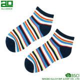 Цветастые оптовые изготовленный на заказ Unisex носки лодыжки