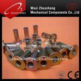 알루미늄 DIN7340 관 리베트