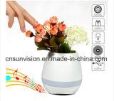 Bluetooth音楽プラント植木鉢のロゴプリント昇進のギフト