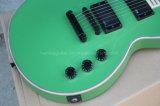 Hanhai Musik/Grün-besonders Art-elektrische Gitarre mit AhornholzFingerboard