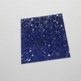고품질 투명한 PC 문을%s 단단한 돋을새김된 다이아몬드 장