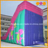 熱い販売子供(AQ1139-1)のための巨大な動物公園の膨脹可能なスライド