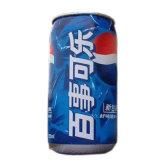 PVC 또는 TPU 팽창식 음료는 광고를 위한 전시를 병에 넣을 수 있다