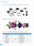 Piezas del motor de Poclain (MS02 - series MS125)