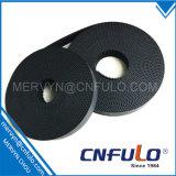 Cinturón abierta dentadas de poliuretano con cable de acero