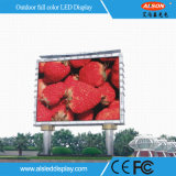 Alta pubblicità esterna del visualizzatore digitale di luminosità P16