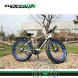 8 재미 모터를 가진 알루미늄 합금 페달 전기 자전거