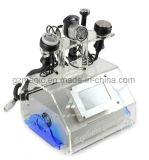 B0107 Draagbare 5 in 1 40k Ultrasone Multipolar Bipolaire rf Machine van de Cavitatie