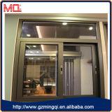 Fabbrica di alluminio di disegno della finestra del giardino