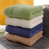 ホームのための安いDoobyの綿の浴室タオル