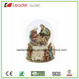 Смола Hand-Painted подарок 60мм снега земного шара для украшения дома и подарков и сувениров Рекламные сувениры