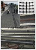 Pp. zweiachsiges Geogrid für Datenbahn-Straßenfundament und Verstärkung des Bahnkörpers