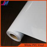 Cubierta de tinta pigmentada material transparente de PVC de vinilo