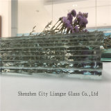 Bajo el hierro de 2mm de cristal para Optical con SGS