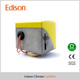 Válvula de controle elétrico em latão para sistema de bobina de ventilador (KLV)