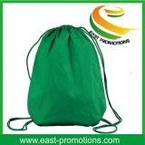 習慣によって個人化されるポリエステルナイロン多色刷りのドローストリング袋