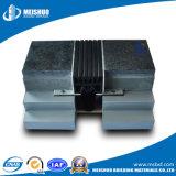 アルミニウムフロアーリングの膨張継手カバーシステム
