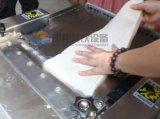 皮を剥ぐ産業ナマズのマレットのイズミダイの魚の皮の皮処理機械を除去する