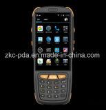 특사 장비 Barcode 스캐너 4G 이동할 수 있는 소형 PDA (ZKC PDA3503)