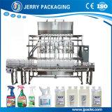 Full Aerosol Automático e Spray e Máquina de enchimento líquido e garrafa líquida inflamável