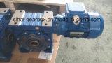 De Motor van de Versnellingsbak van de Worm van Sihai Nmrv110 met Houten Geval wordt geplaatst dat