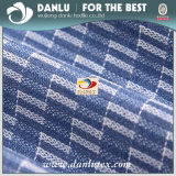 100%Cotton Poplin met Yarn Dyed Woven Fabric voor Shirt