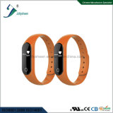 Do bracelete esperto da relação do coração da Mult-Função o bracelete inteligente IP67 Waterproof o projeto