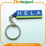PVC macio relativo à promoção Keychain feito sob encomenda de borracha